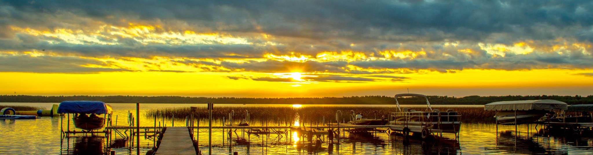 pictures of Balsam Beach, finest Bemidji Resort in Northern Minnesota