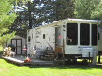 Looking for RV camping in Bemidji, MN? Check out Balsam Beach Resort!